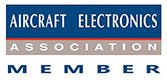 Aircraft Electronics Association Member logo